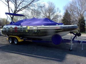 2007 Hurricane  232 deck boat